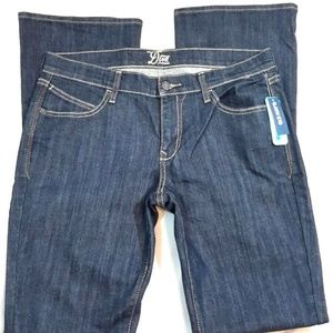 OLD NAVY The Diva Stretch Bootcut Denim Jeans 12 T